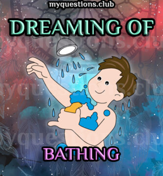DREAMING OF BATHING
