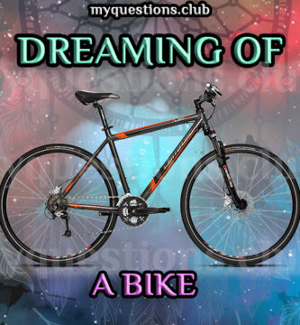 DREAMING OF A BIKE