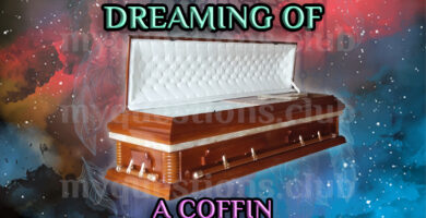 DREAMING OF A COFFIN