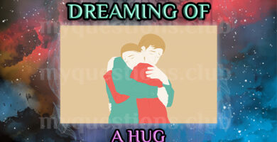 DREAMING OF A HUG