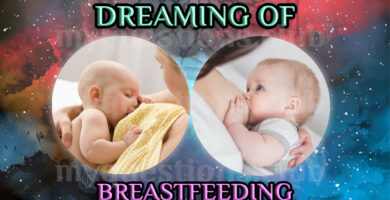 DREAMING OF BREASTFEEDING