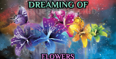 DREAMING OF FLOWERS