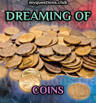 DREAMING OF COINS