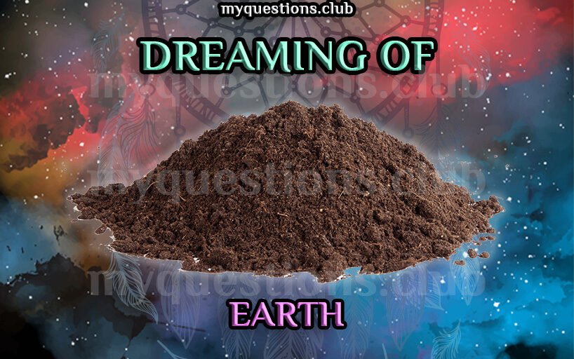 dreaming of earth