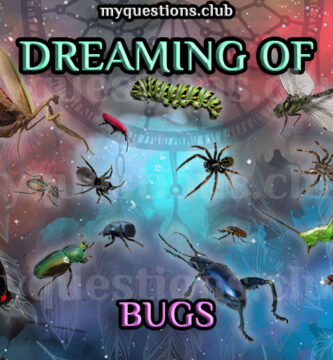 DREAMING OF BUGS