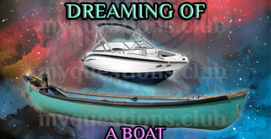 DREAMING OF A BOAT?