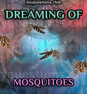 DREAMING OF MOSQUITOES