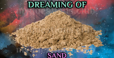 DREAMING OF SAND