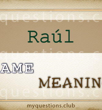 RAUL NAME MEANING