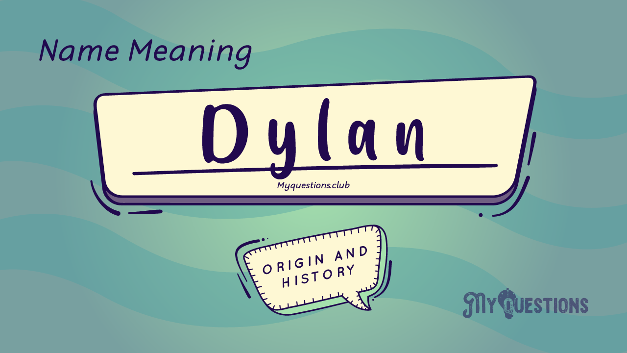 DYLAN NAME MEANING