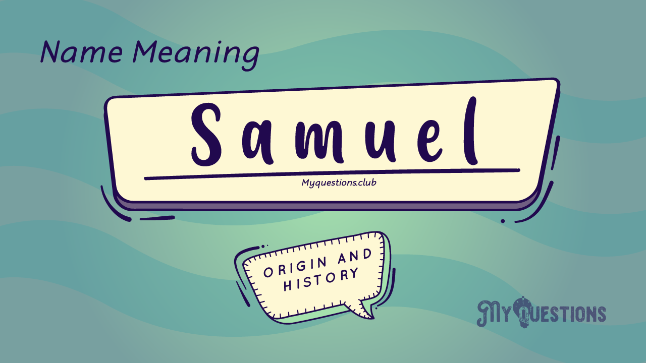 SAMUEL NAME MEANING