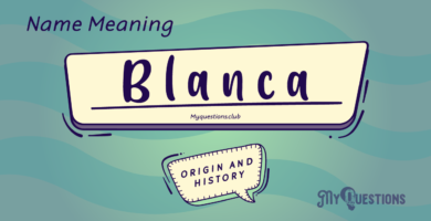 BLANCA NAME MEANING