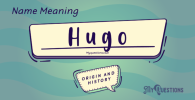 HUGO NAME MEANING