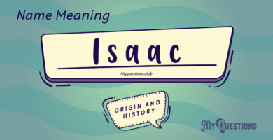 ISAAC NAME MEANING