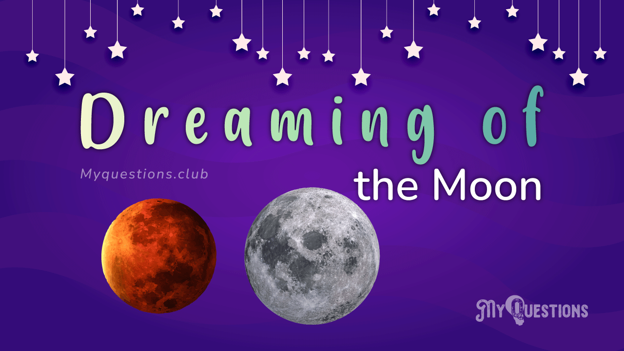DREAMING OF THE MOON