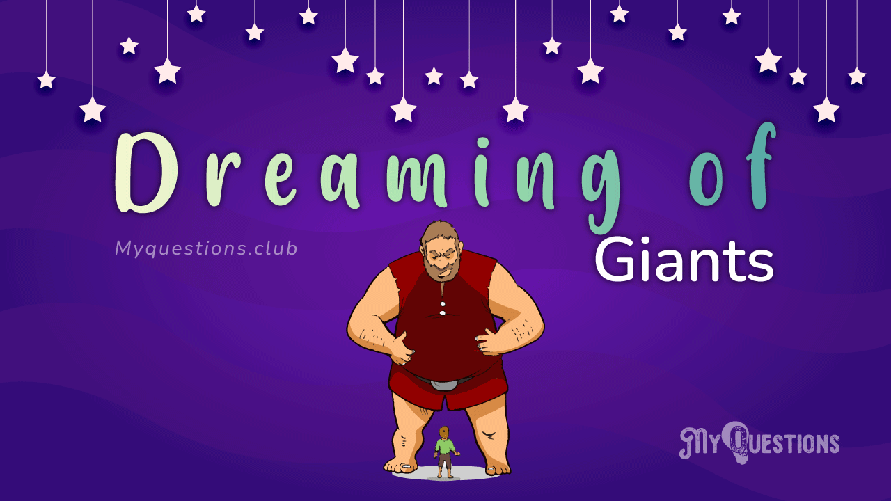 DREAMING OF GIANTS