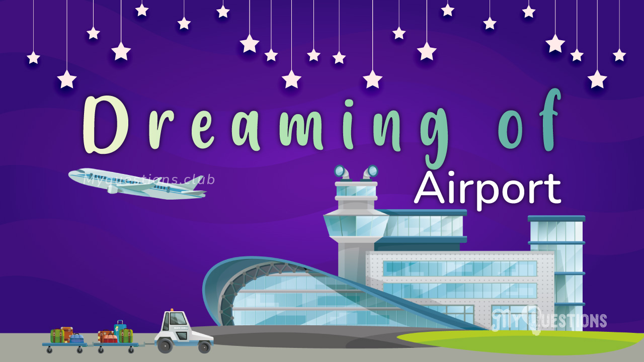 DREAMING OF AIRPORT